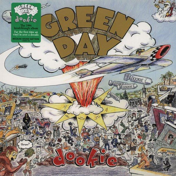 DOOKIE  USA reissue