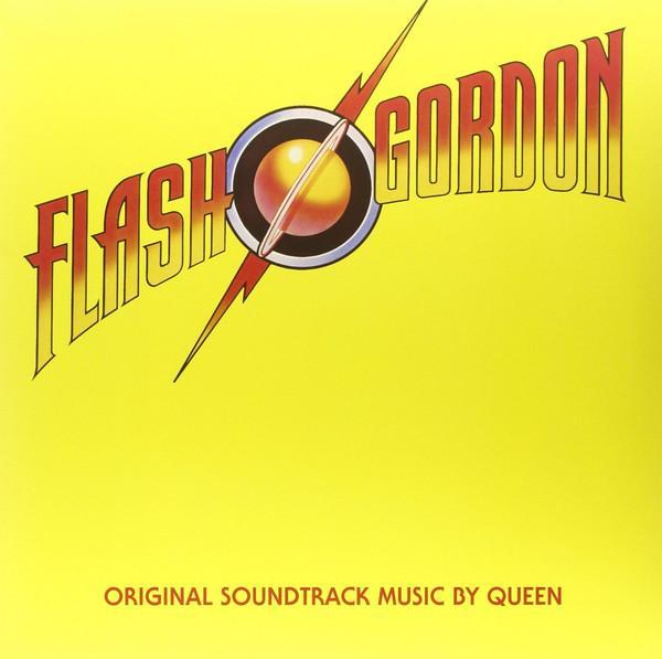 FLASH GORDON  180g deluxe reissue