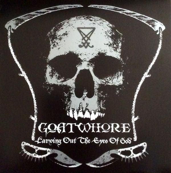 CARVING OUT THE EYES OF GOD    180 gram, Black vinyl 250 copies only