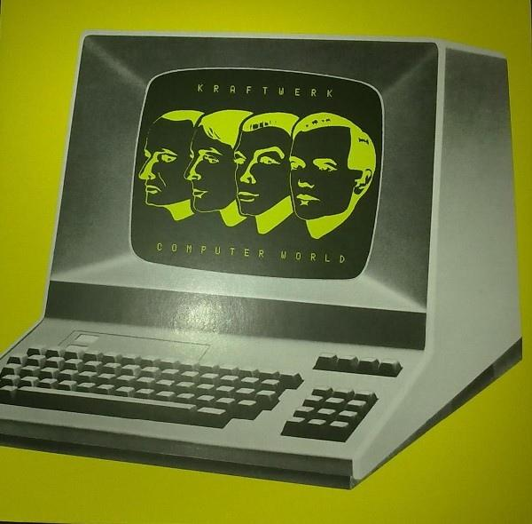 COMPUTER WORLD ( English)  2009 remastered edition with 16 pages booklet