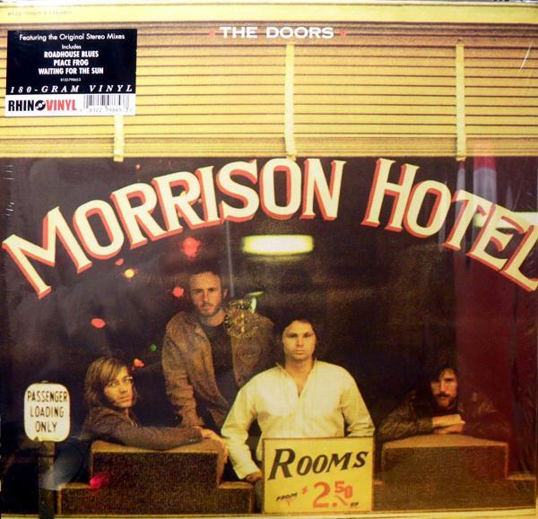 MORRISON HOTEL   180g