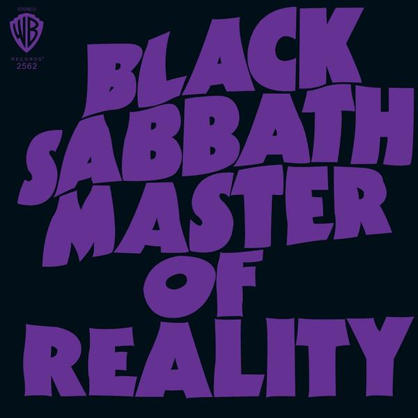MASTERS OF REALITY   180g USA pressing