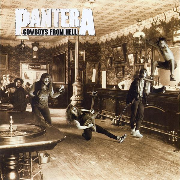 COWBOYS FROM HELL  Deluxe reissue