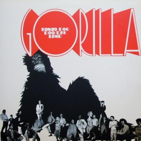 GORILLA     re-issue of classic progressive album