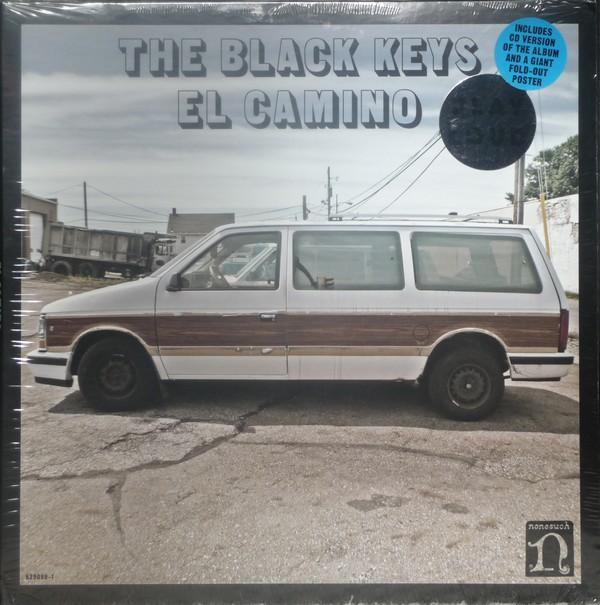 EL CAMINO  LP+CD