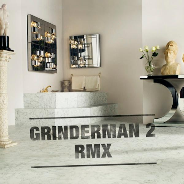 GRINDERMAN 2 REMIX  LP+CD