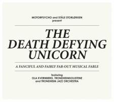 DEATH DEFYING UNICORN