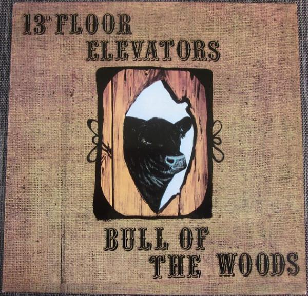 BULL OF THE WOODS    Re-issue