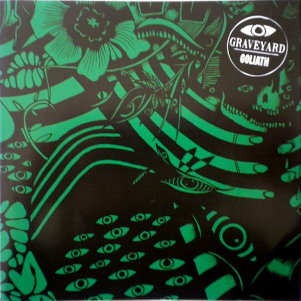 GOLIATH / Leaving you  Green sleeve, unplayed copy