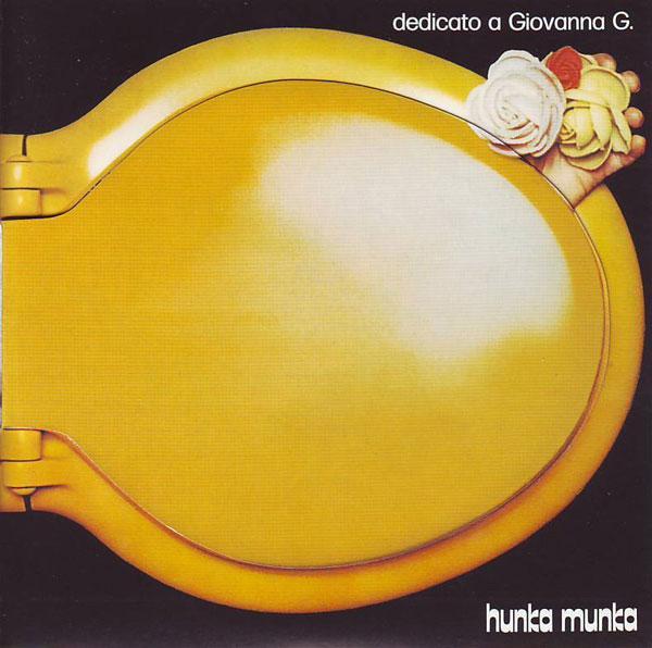 DEDICATO A GIOVANNA G.    Classic Italian 1972 progressive
