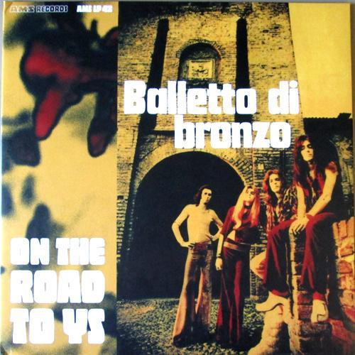 ON THE ROAD TO YS    Classic Italian 1972 progressive