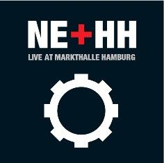 HH - LIVE AT THE MARKTHALLE    Limited Edition 500 copies