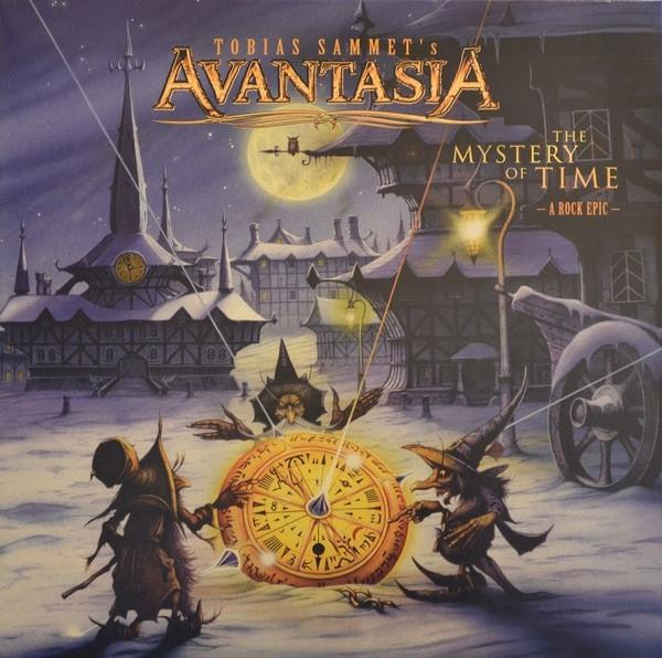 MYSTERY OF TIME   180 gram, Gatefold sleeve with poster