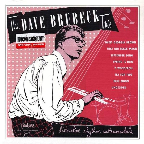 DISTINCTIVE RHYTHM INSTRUMENTALS    Red vinyl  RSD 2013