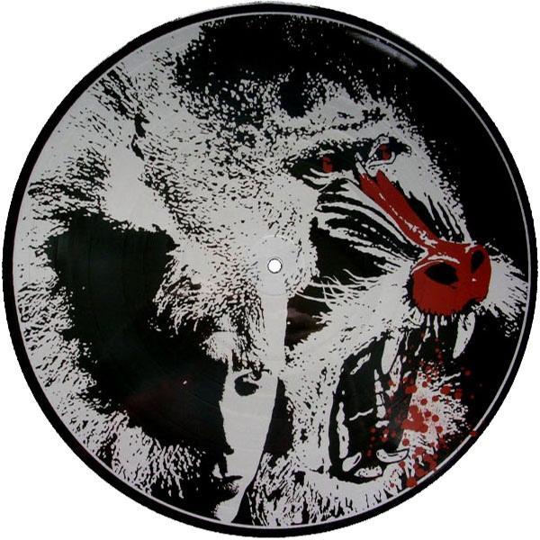 MANDRILLS  Vinyl Picture Disc.