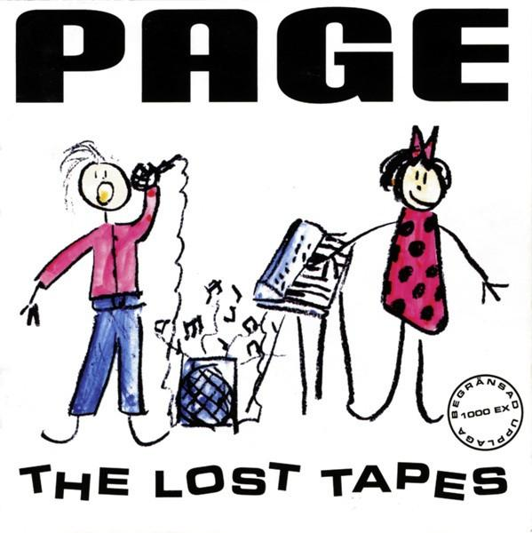 THE LOST TAPES   15 early songs  Limited to 1000x, Rare