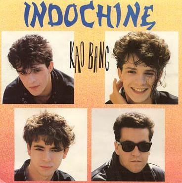 KAO BANG ( Nouveau Mixage ) / Okinawa      Swedish pressing 1984, rare