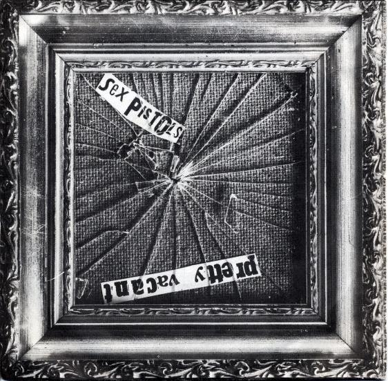 PRETTY VACANT   UK original, classic punk 1977