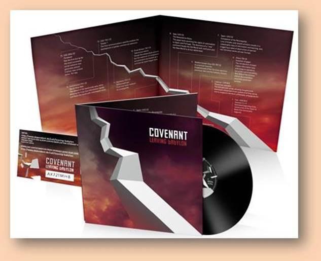 LEAVING BABYLON   180g Limited vinyl
