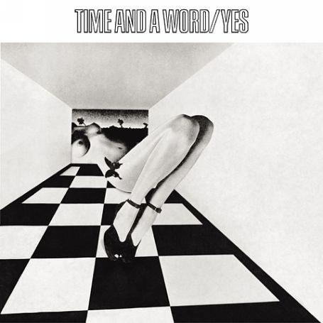 TIME AND A WORD  180g