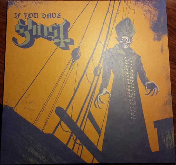 IF YOU HAVE GHOST  USA pressing Ed. 5 tracks.