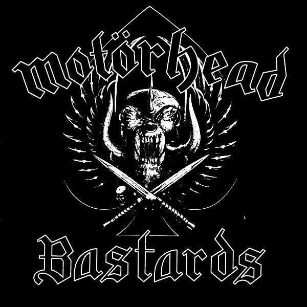 BASTARDS  Reissue, black vinyl