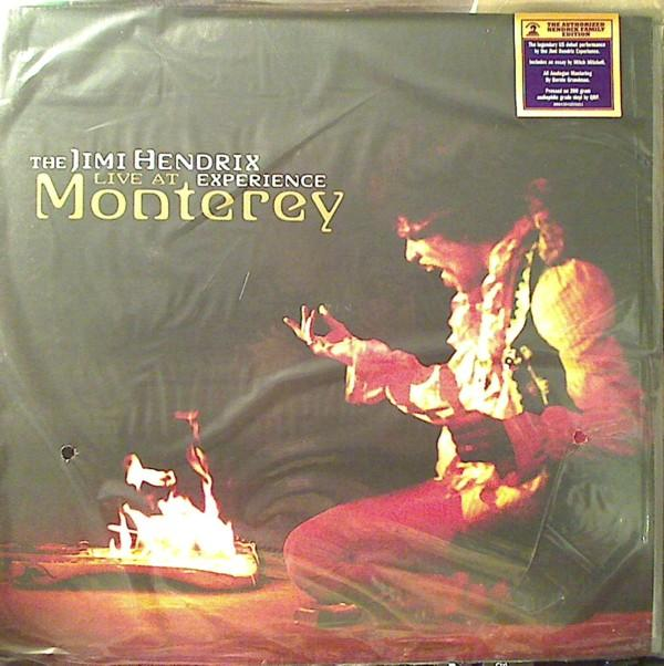 LIVE AT MONTEREY  180g. 2014 RSD Release