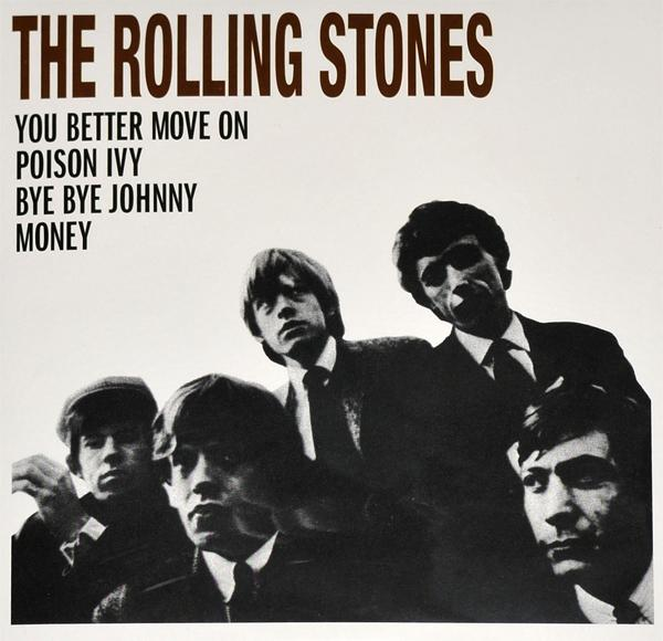 THE ROLLING STONES EP  2014 RSD reissue
