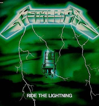 RIDE THE LIGHTNING: FRENCH  re.