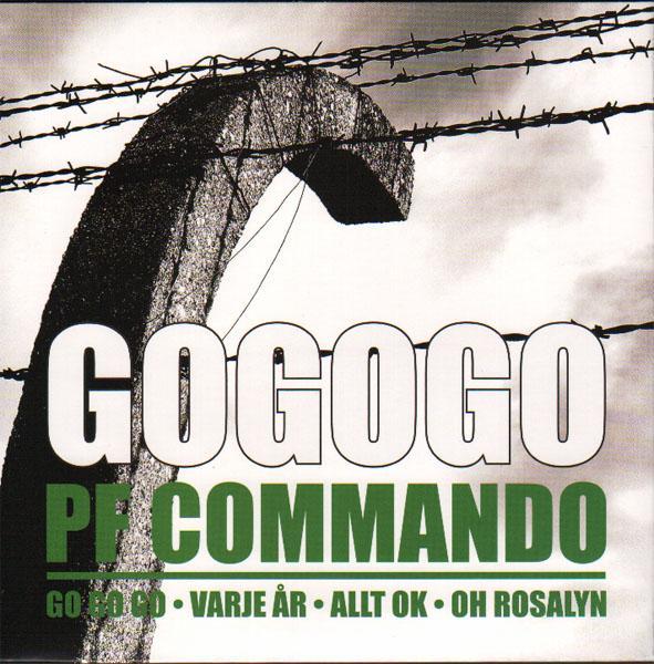 GOGOGO EP    green vinyl Lim. Ed. 100 copies