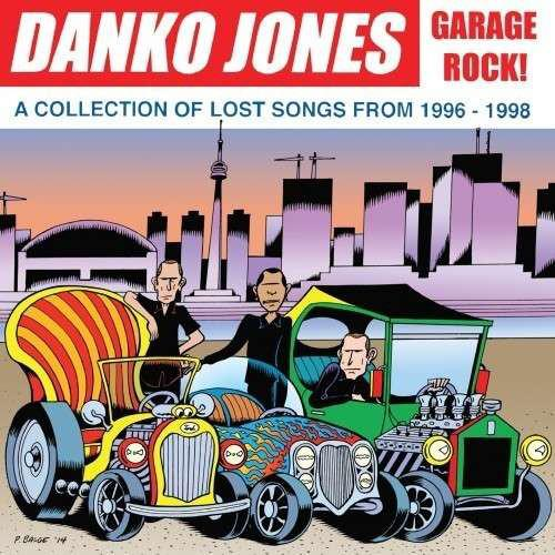 GARAGE ROCK: A collection of lost songs from 1996-1998