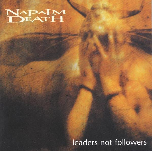 "LEADERS NOT FOLLOWERS  Red Vinyl 10"""