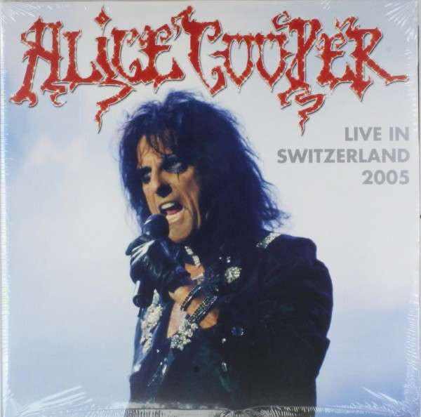 LIVE IN SWITZERLAND 2005  180g white vinyl