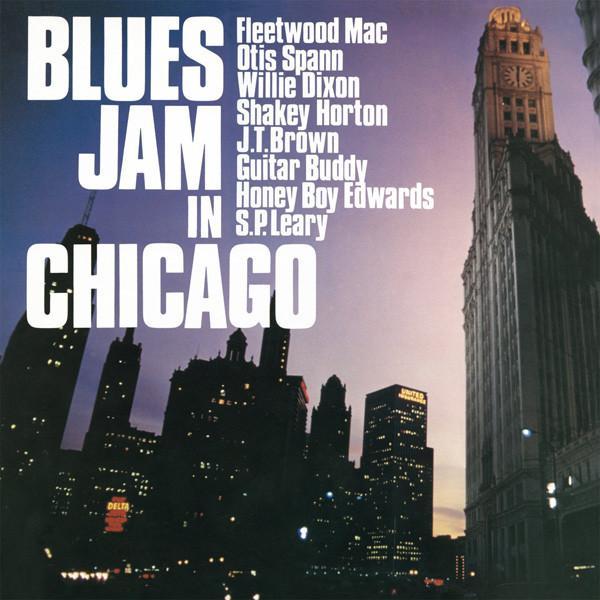 BLUES JAM IN CHICAGO Volume 1 & 2,  180g pressing
