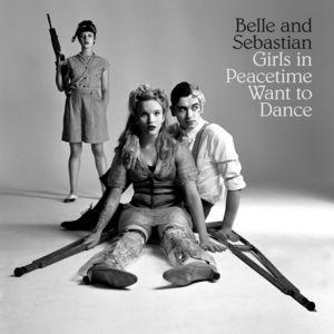GIRLS IN PEACETIME WANT TO DANCE   USA pressing