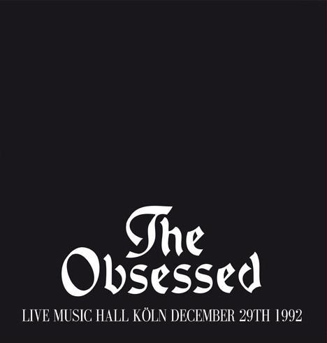 LIVE MUSIC HALL KÖLN DECEMBER 29TH 1992