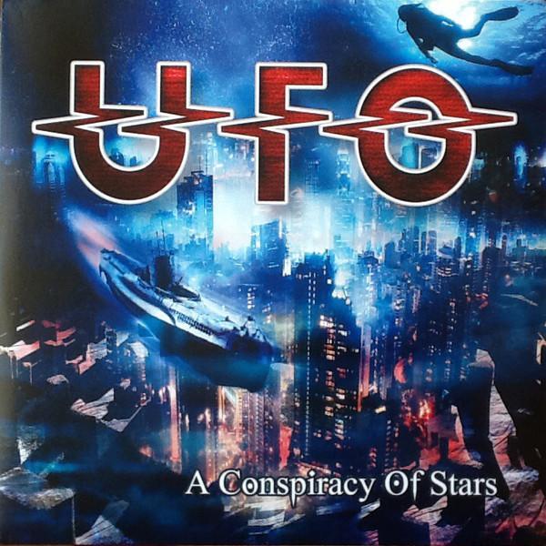 A CONSPIRACY OF STARS  Blue Vinyl