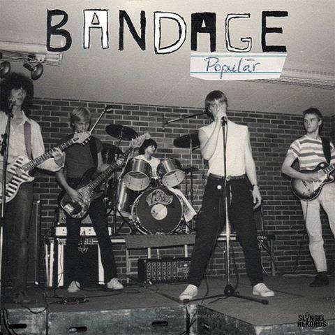 POPULÄR / VAD SKRIVER DOM IDAG?   Swedish early punk  recorded 1980. Coloured vinyl, Lim.Ed. 300 cop