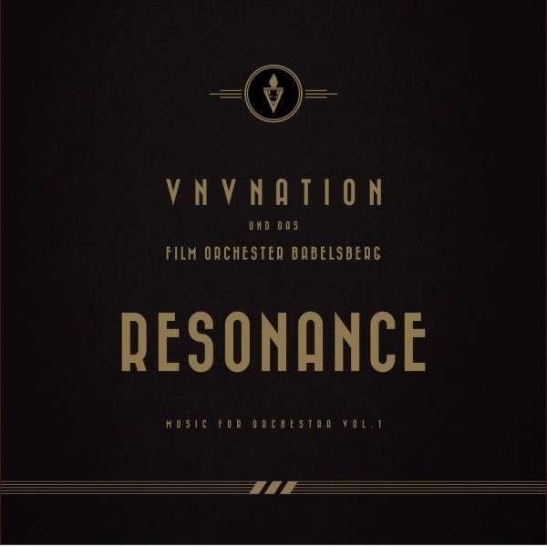 RESONANCE  2nd edition in digipac.