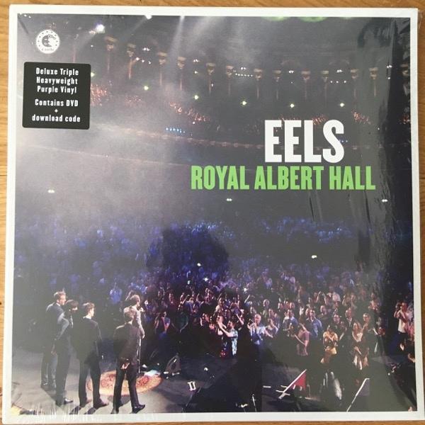 ROYAL ALBERT HALL  3xLP+DVD