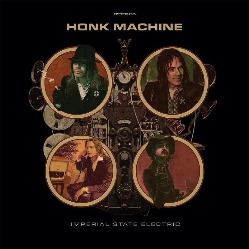 HONK MACHINE   Regular CD