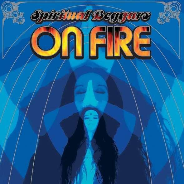 ON FIRE  2015 remastered LP+CD