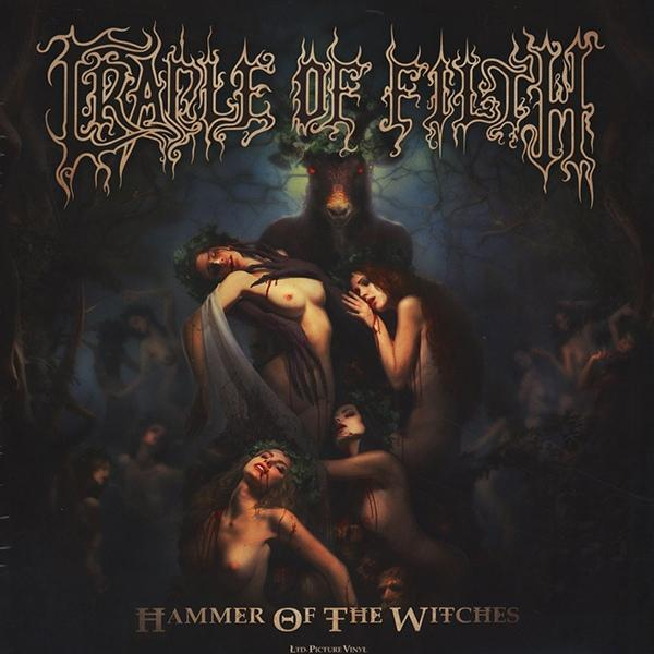 HAMMER OF THE WITCHES   Picture Disc vinyl