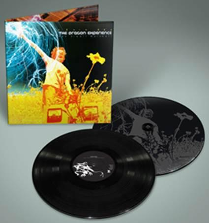 THE DRAGON EXPERIENCE Limited vinyl reissue