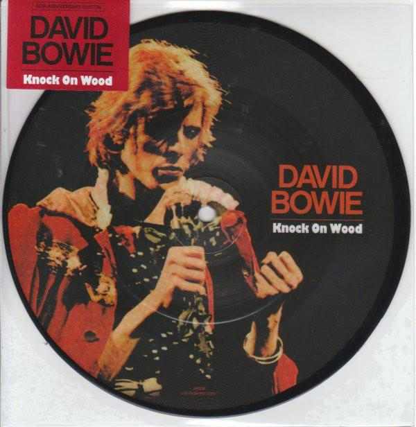 KNOCK ON WOOD  Picture Disc, 40th anniversary