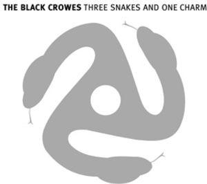 THREE SNAKES AND ONE CHARM  2015 reissue