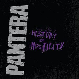 HISTORY OF HOSTILITY  Limited colored vinyl