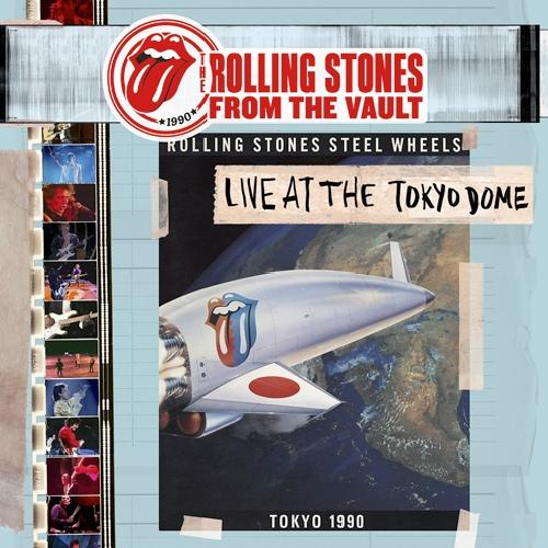 FROM THE VAULT: Tokyo Dome 1990    4xLP+DVD