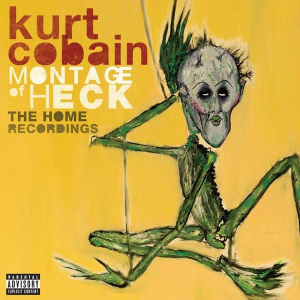 MONTAGE OF HECK- HOME RECORDINGS