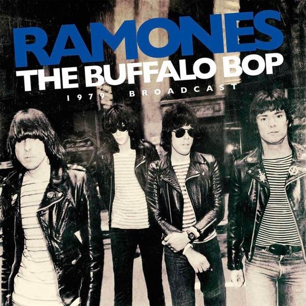 THE BUFFALO BOP  Clear vinyl